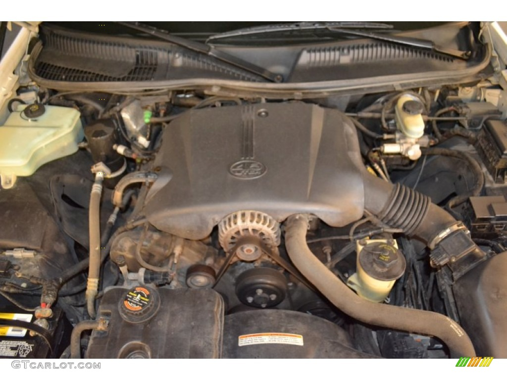 Town Lincoln Car 1996 Trunk Motor