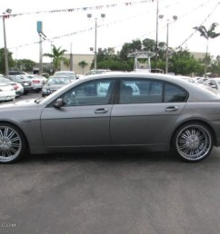 2003 bmw 7 series 745li sedan custom wheels photo 55545213 [ 1024 x 768 Pixel ]