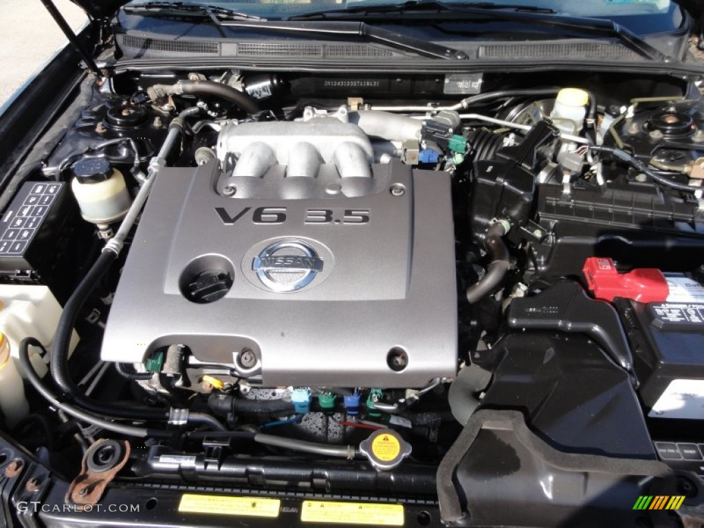 2007 nissan maxima engine diagram 7 pin trailer wiring with brakes 3 5 v6 dohc get free image