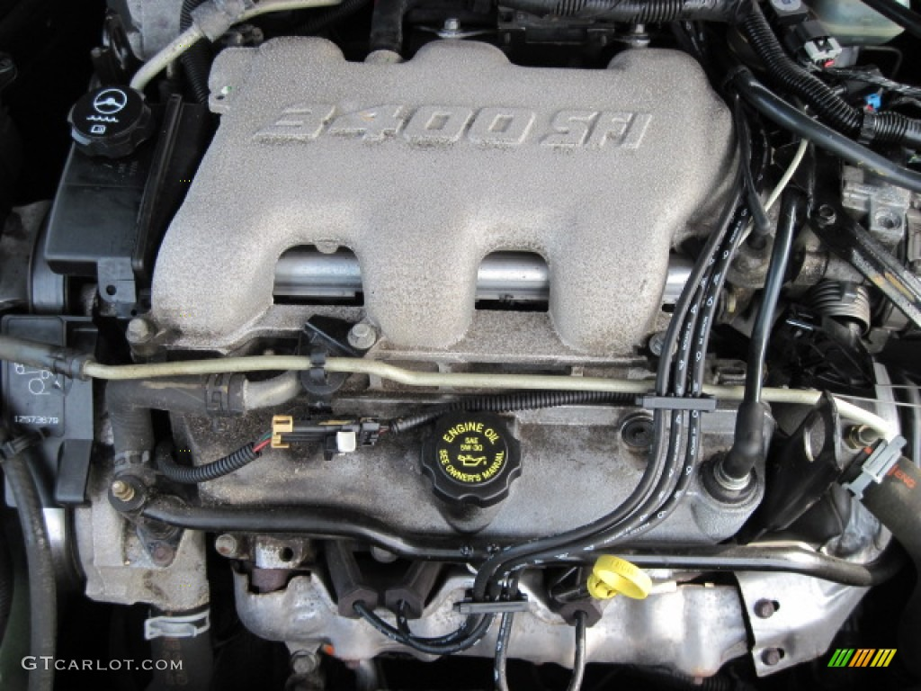 2003 Buick Rendezvous Thermostat Location