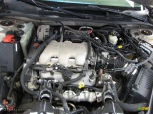 2000 Buick Century Limited 31 Liter OHV 12Valve V6
