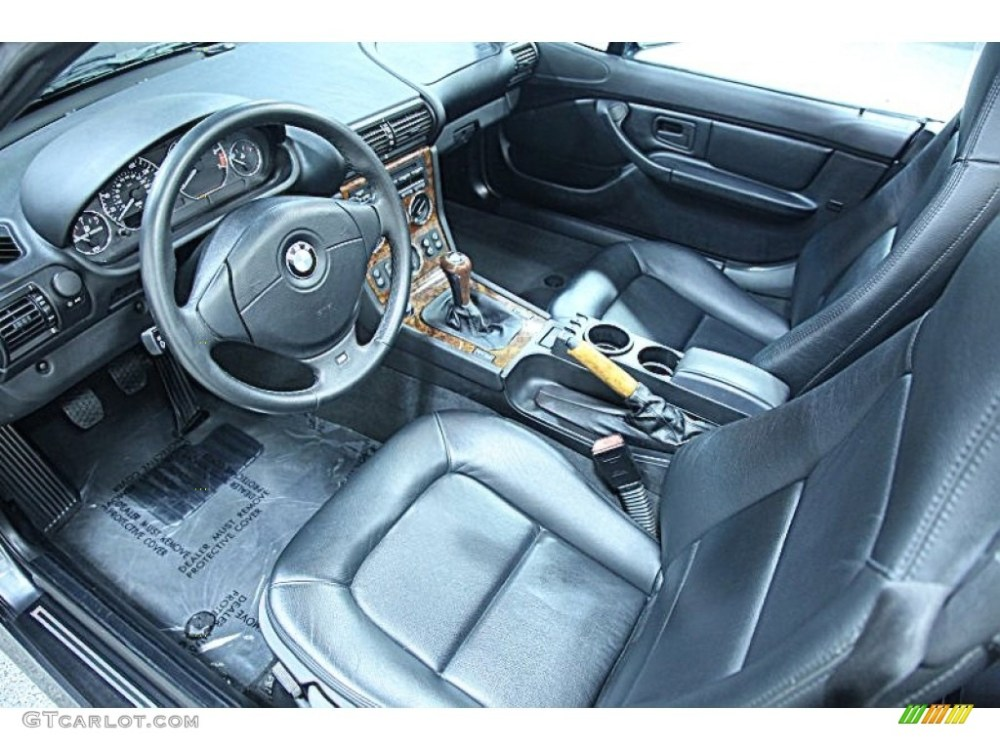 medium resolution of 2001 bmw z3 2 5i roadster interior photo 56398690
