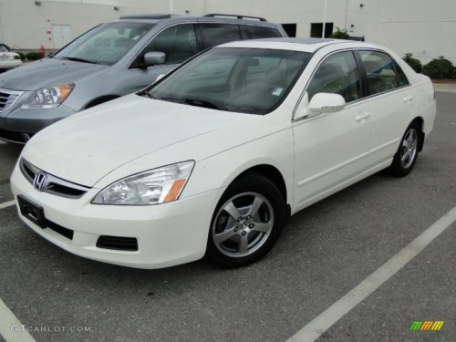 small resolution of 2006 accord hybrid sedan premium white pearl ivory photo 1