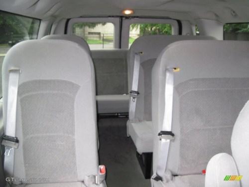 small resolution of medium flint grey interior 2006 ford e series van e350 xlt 15 passenger photo 56637339