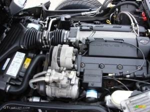 1996 Chevrolet Corvette Collector Edition Coupe 57 Liter