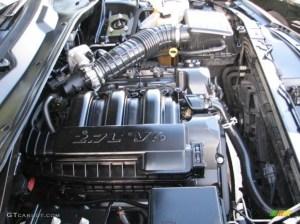2008 Dodge Charger SE 27 Liter DOHC 24Valve V6 Engine