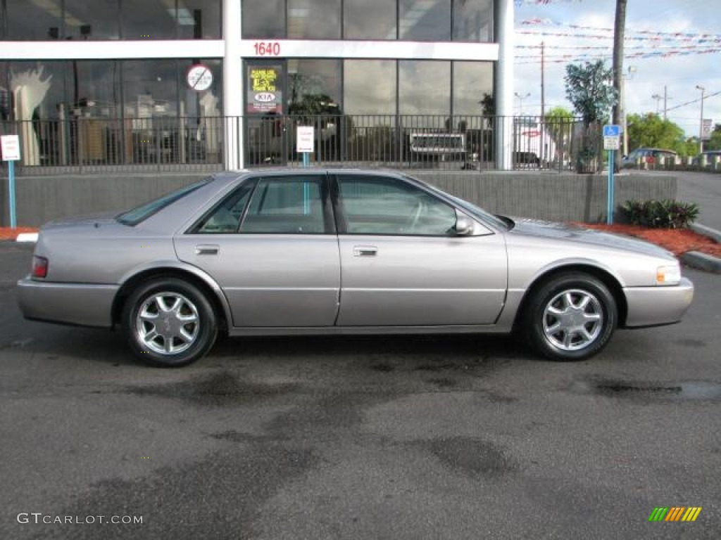 hight resolution of light medici metallic 1997 cadillac seville sts exterior photo 56668026