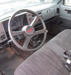 gray interior 1993 chevrolet s10 regular cab photo 56691113 [ 1024 x 768 Pixel ]