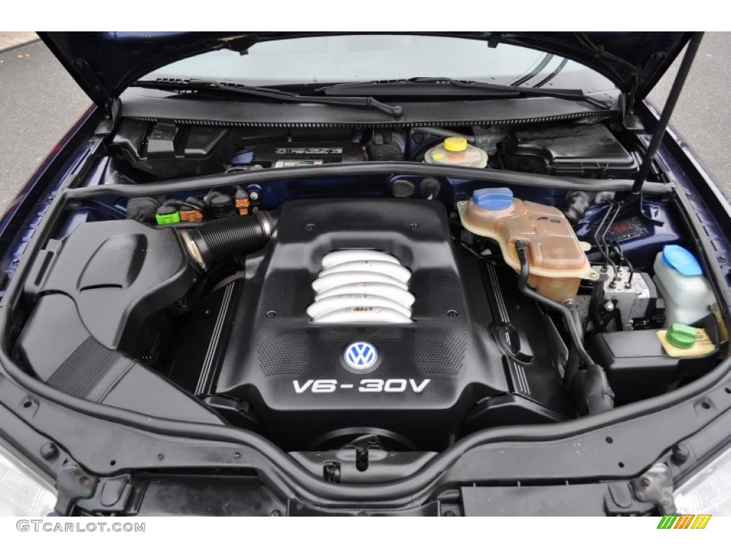 1999 vw passat engine diagram polaris 280 pool cleaner parts 2001 volkswagen glx v6 4motion sedan photos