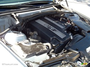 2004 BMW 3 Series 325i Sedan 25L DOHC 24V Inline 6
