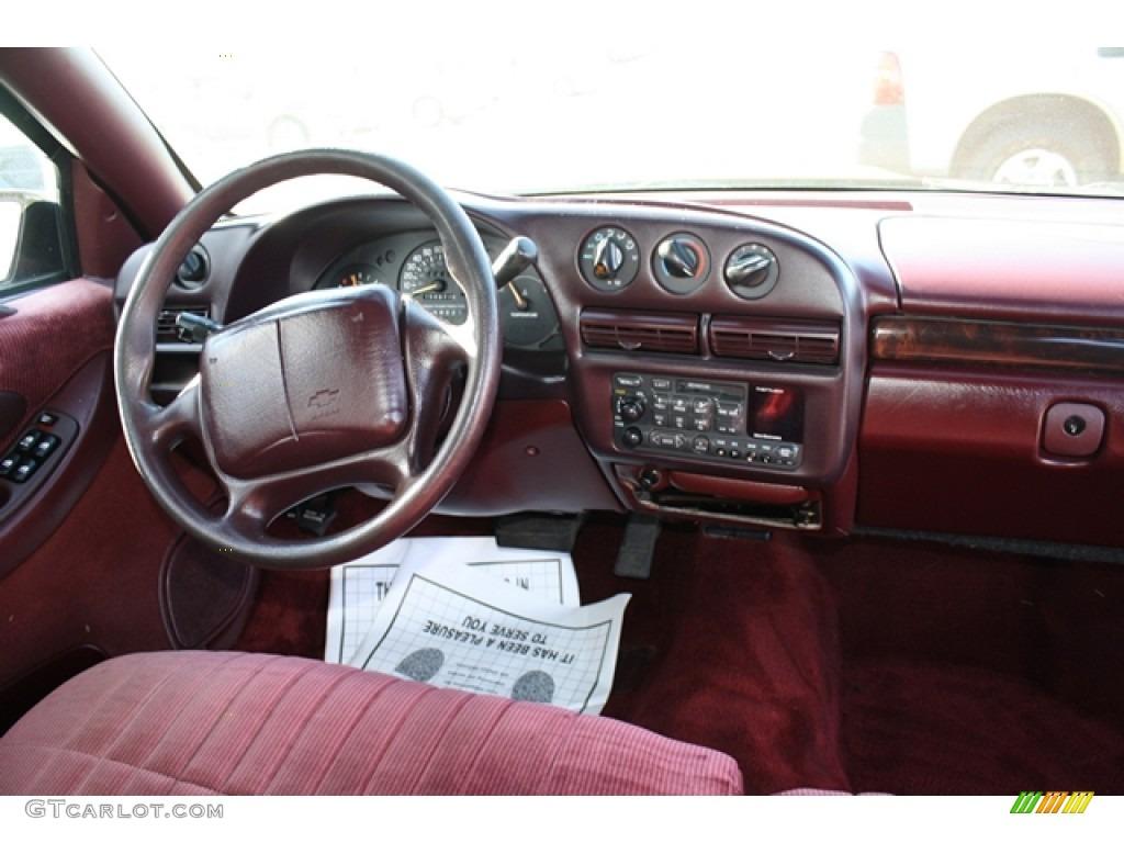 hight resolution of 1998 chevrolet lumina standard lumina model burgundy dashboard photo 56960777