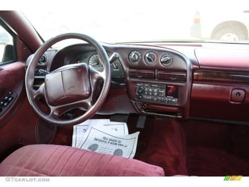 small resolution of 1998 chevrolet lumina standard lumina model burgundy dashboard photo 56960777