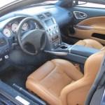 Caspian Blue Light Tan Interior 2006 Aston Martin Vanquish S Photo 57185346 Gtcarlot Com