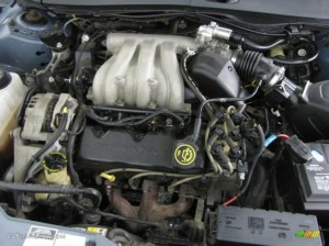 2001 Ford Taurus Ses Duratec Engine Diagram | Wiring Library