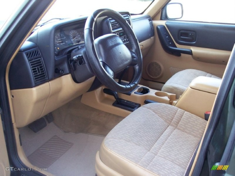 2001 Jeep Cherokee Interior Colors