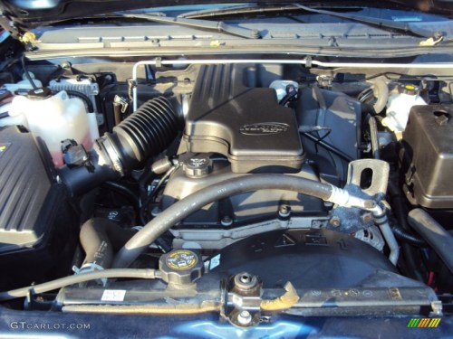 small resolution of 2004 chevrolet colorado extended cab 2 8 liter dohc 16v vortec 4 cylinder engine photo 57885736