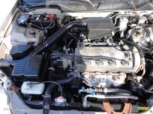 2000 Honda Civic LX Sedan 16 Liter SOHC 16Valve 4