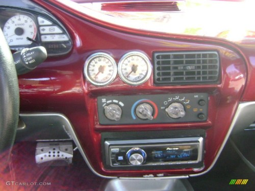 small resolution of custom dashboard 1999 chevrolet cavalier z24 coupe parts