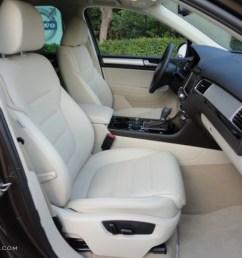 cornsilk beige interior 2011 volkswagen touareg vr6 fsi sport 4xmotion photo 57962642 [ 1024 x 768 Pixel ]