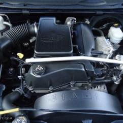 Chevy 2 Engine Diagram Wiring Trailer Marker Lights Trailblazer 4 2l V6