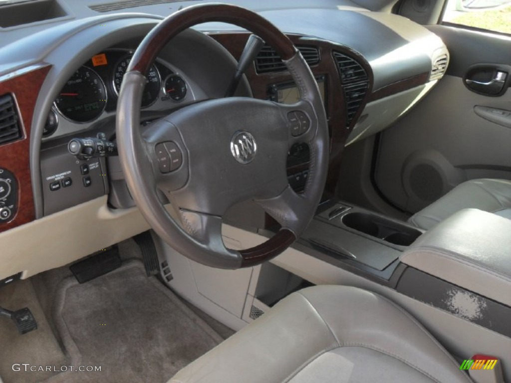hight resolution of light neutral interior 2005 buick rendezvous ultra photo 58155608