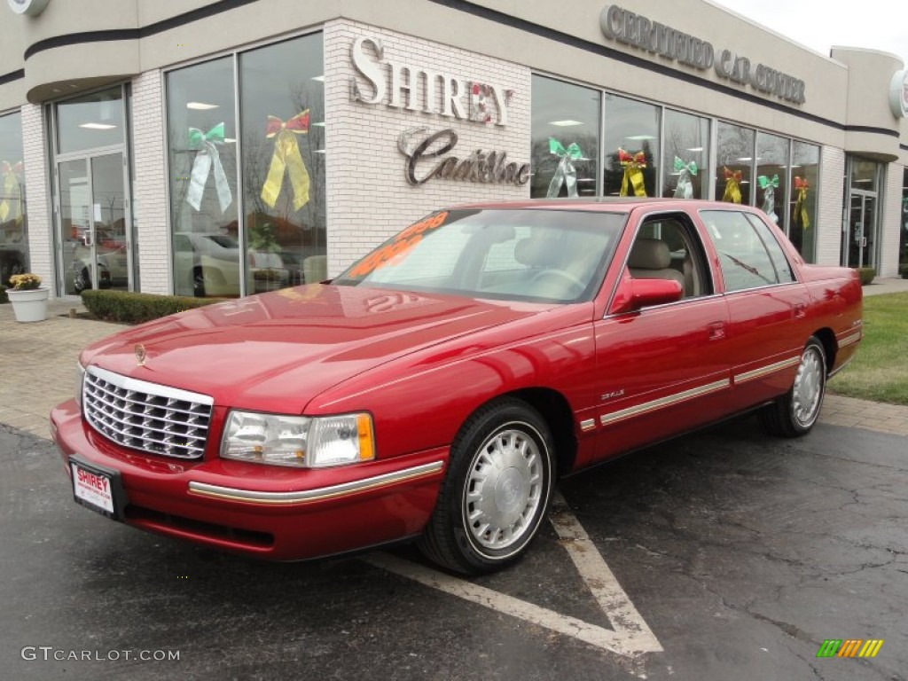 hight resolution of red pearl cadillac deville cadillac deville d elegance