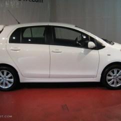 Toyota Yaris Trd White Grand New Avanza 1.3 E Std M/t 2011 Super S 5 Door Liftback 58239308
