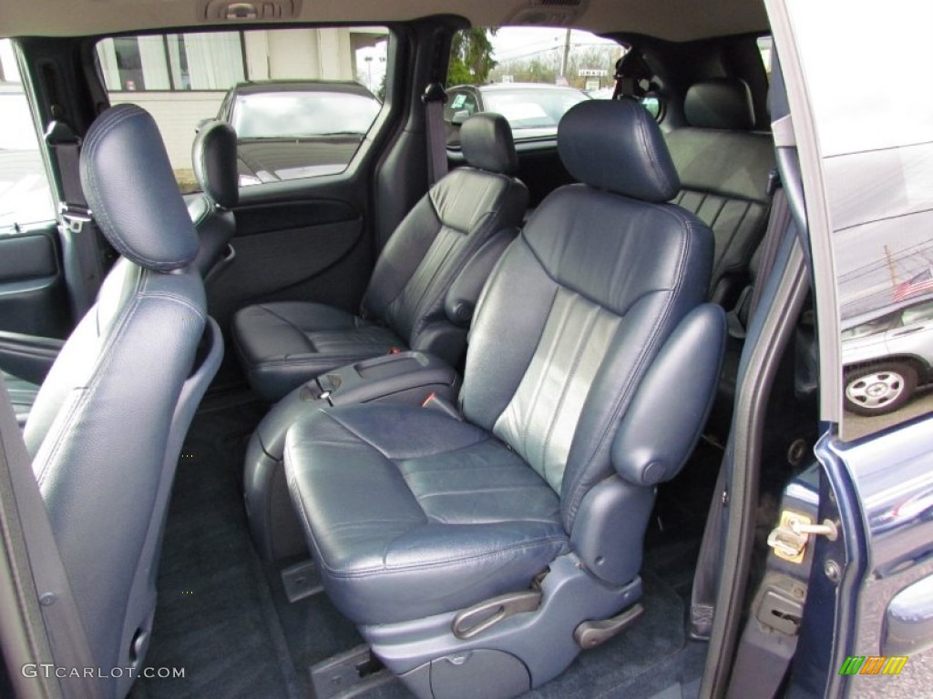 hight resolution of navy blue interior 2003 chrysler town country lxi photo 58641284