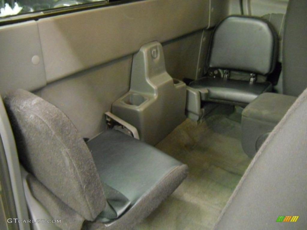 2004 Ford Ranger Edge 4x4 Wheels