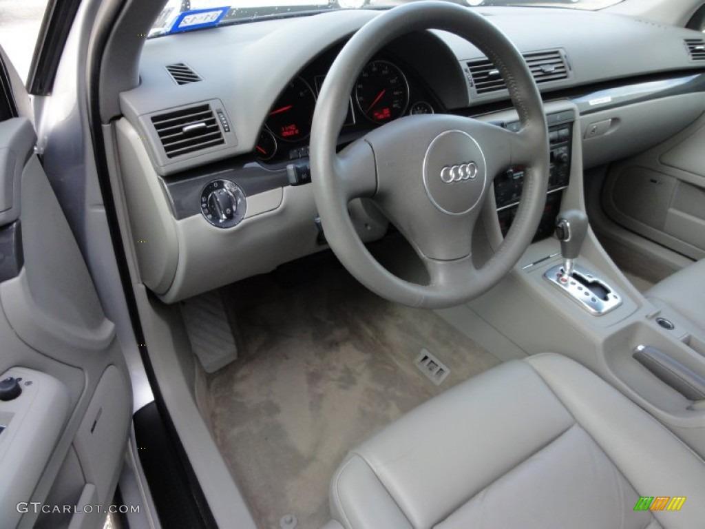 Audi A4 2003 Interior