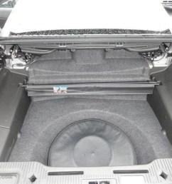 2007 pontiac g6 gt convertible trunk photo 59492094 [ 1024 x 768 Pixel ]