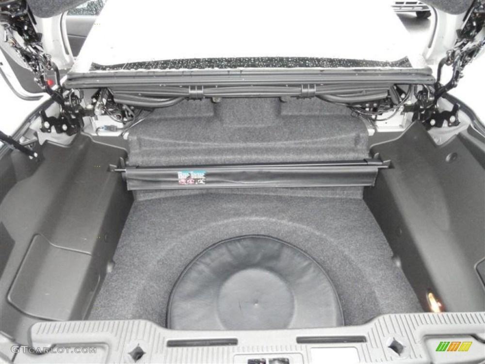 medium resolution of 2007 pontiac g6 gt convertible trunk photo 59492094