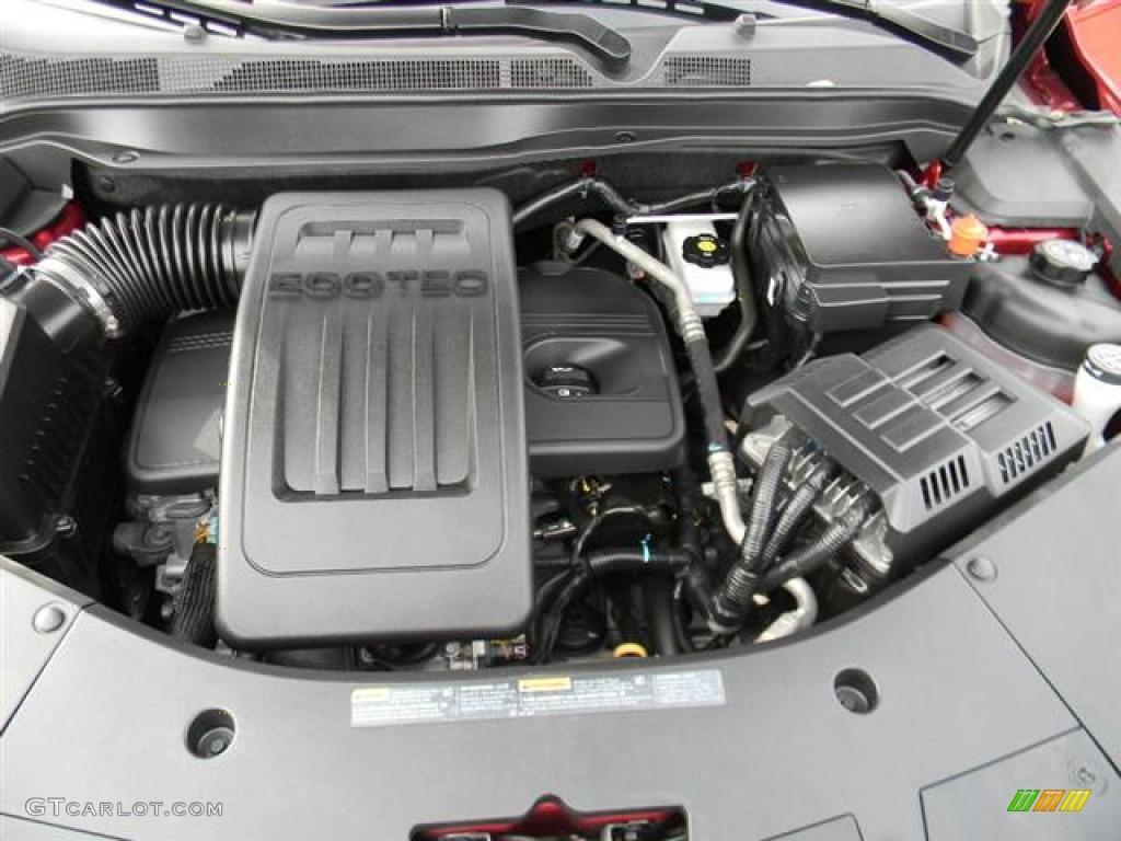 Chevy Equinox Battery Location 2014