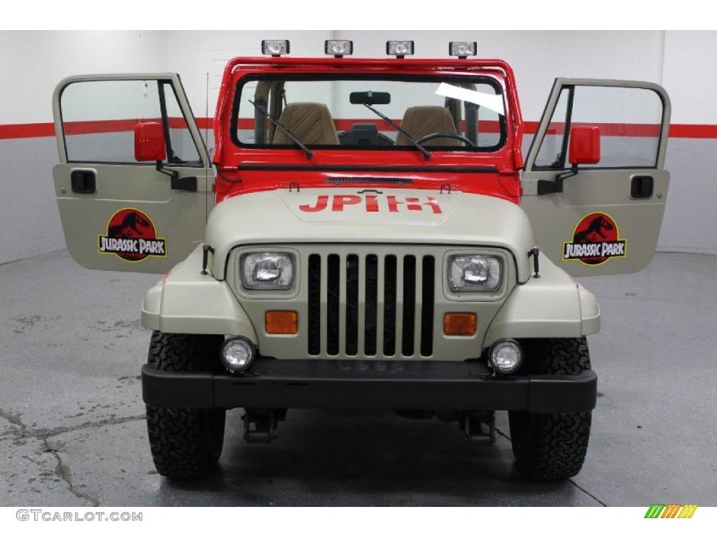 1994 Jeep Wrangler Sahara Parts