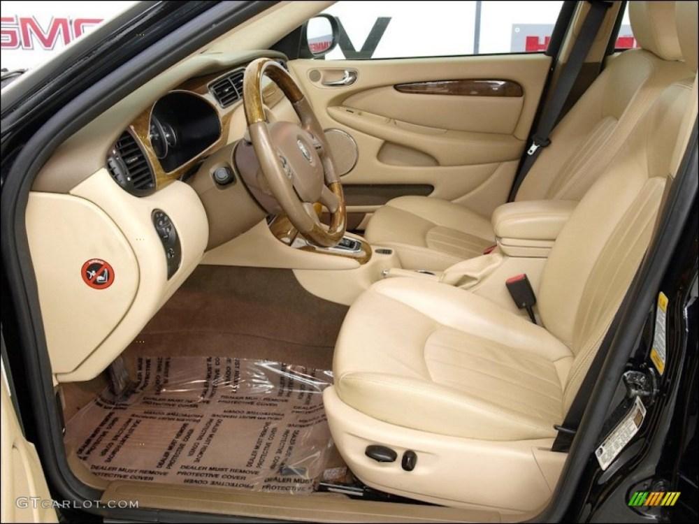 medium resolution of champagne interior 2005 jaguar x type 3 0 photo 59791532