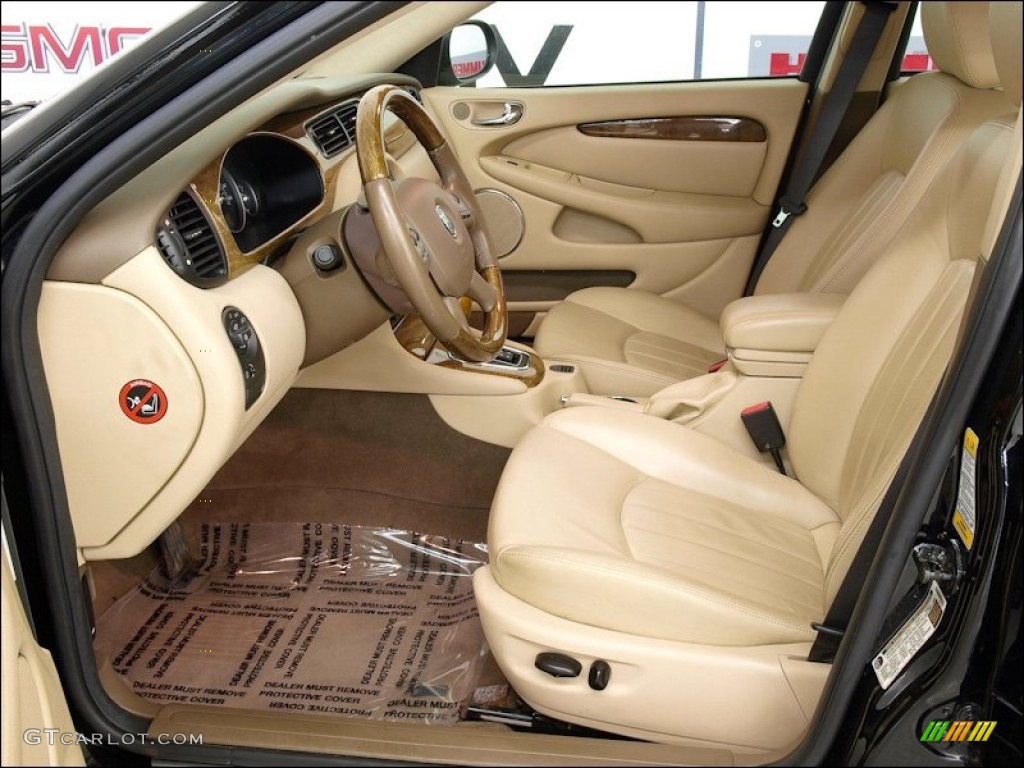 hight resolution of champagne interior 2005 jaguar x type 3 0 photo 59791532