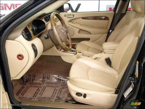 small resolution of champagne interior 2005 jaguar x type 3 0 photo 59791532