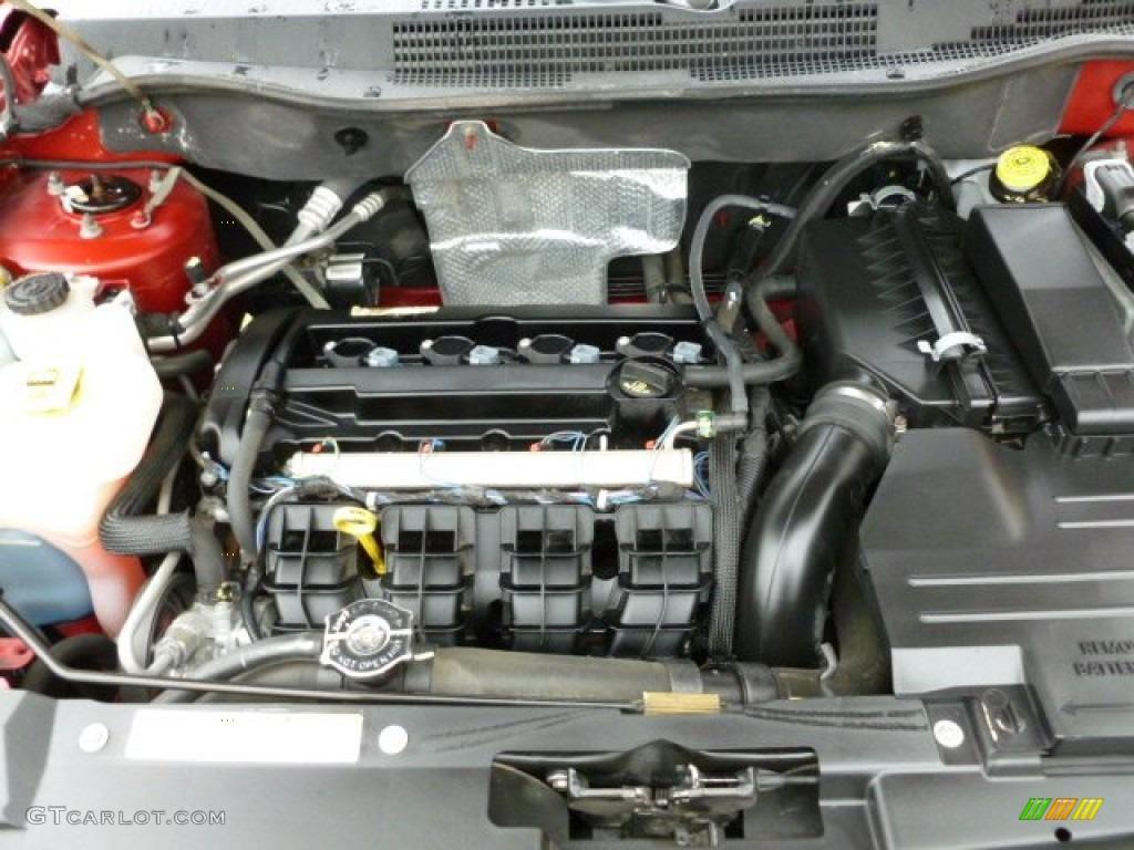 dodge 2 4 engine diagram 66 punch down block wiring caliber chevy hhr