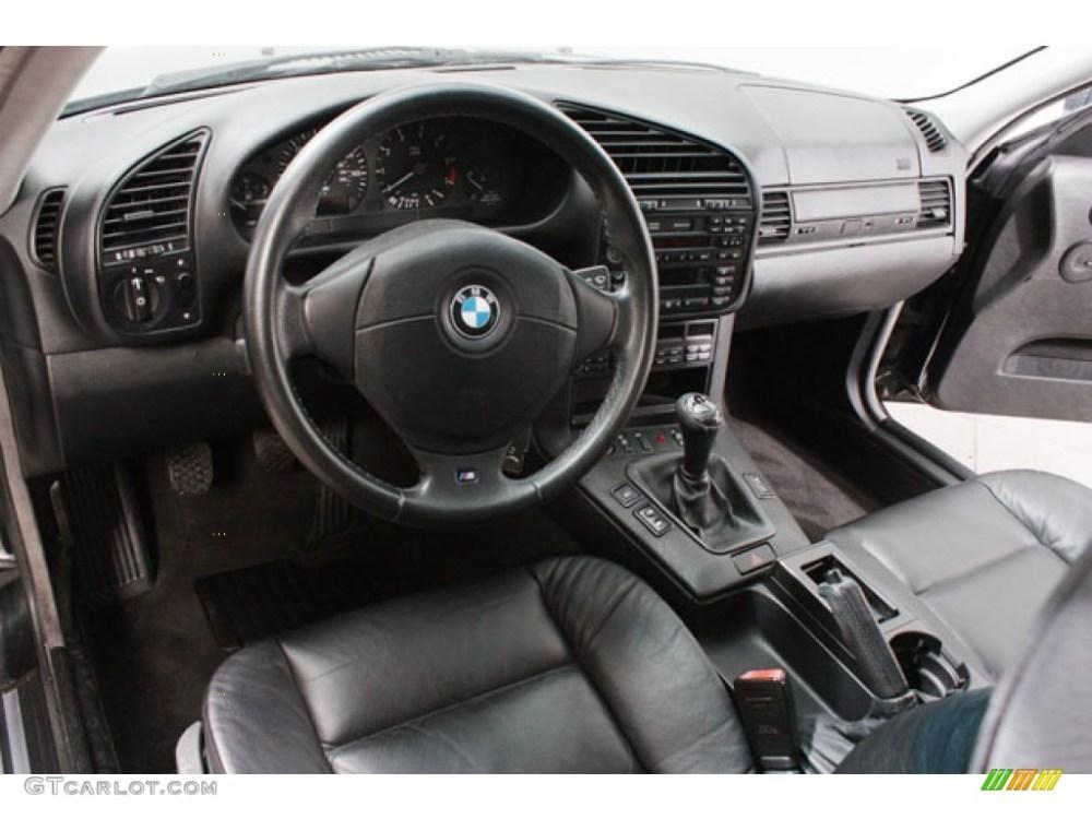 medium resolution of black interior 1999 bmw 3 series 323i coupe photo 60139401
