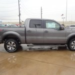 Sterling Gray Metallic 2012 Ford F150 Fx4 Supercrew 4x4 Exterior Photo 60191188 Gtcarlot Com