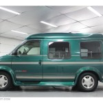 Dark Forest Green Metallic 2000 Chevrolet Astro Awd Passenger Conversion Van Exterior Photo 60702219 Gtcarlot Com