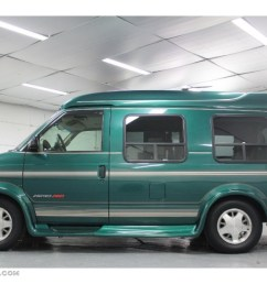 dark forest green metallic 2000 chevrolet astro awd passenger conversion van exterior photo 60702219 [ 1024 x 768 Pixel ]