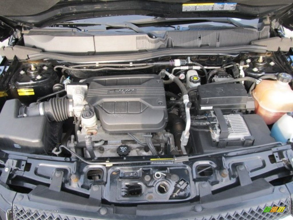 2005 Chevrolet Equinox Engine