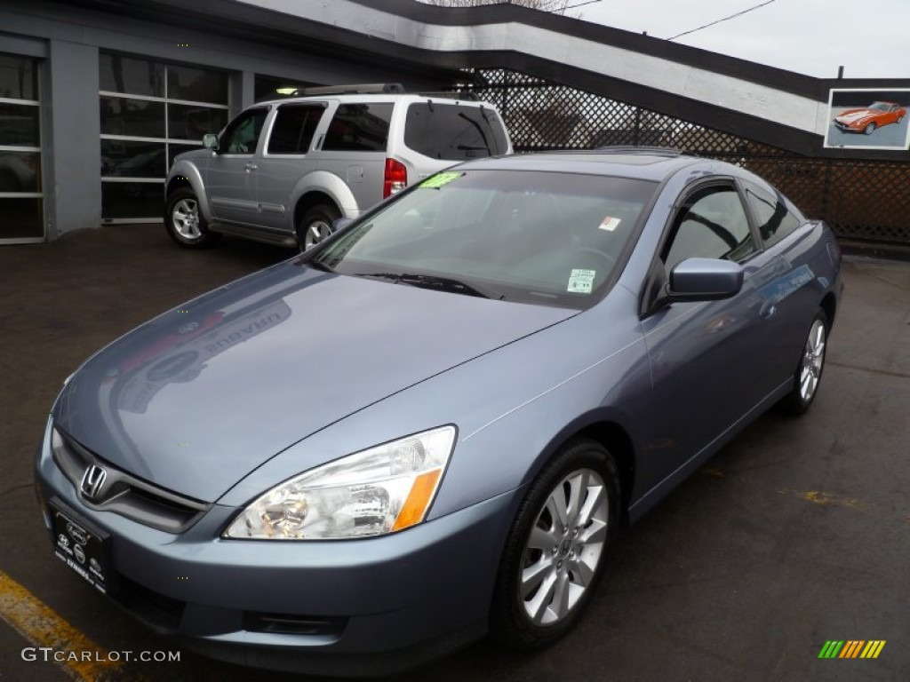 V6 Honda Accord 2007 Inside Images