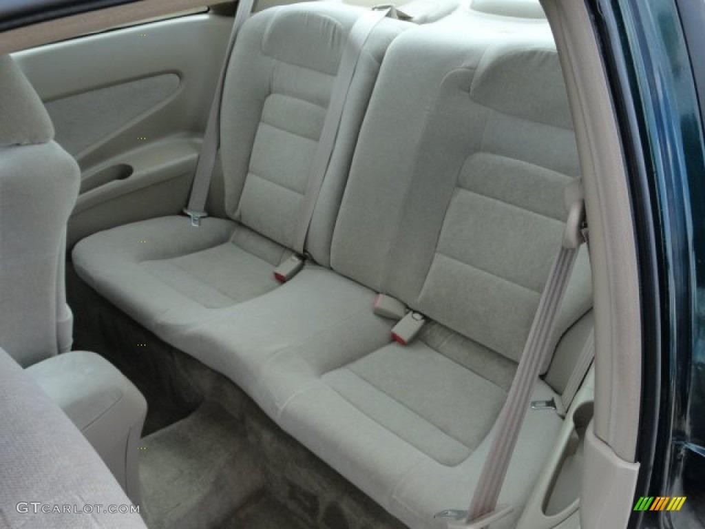 2002 Coupe Honda Accord