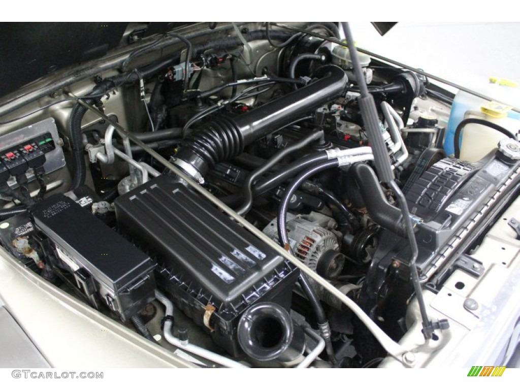 1997 Jeep Wrangler 4 Cylinder