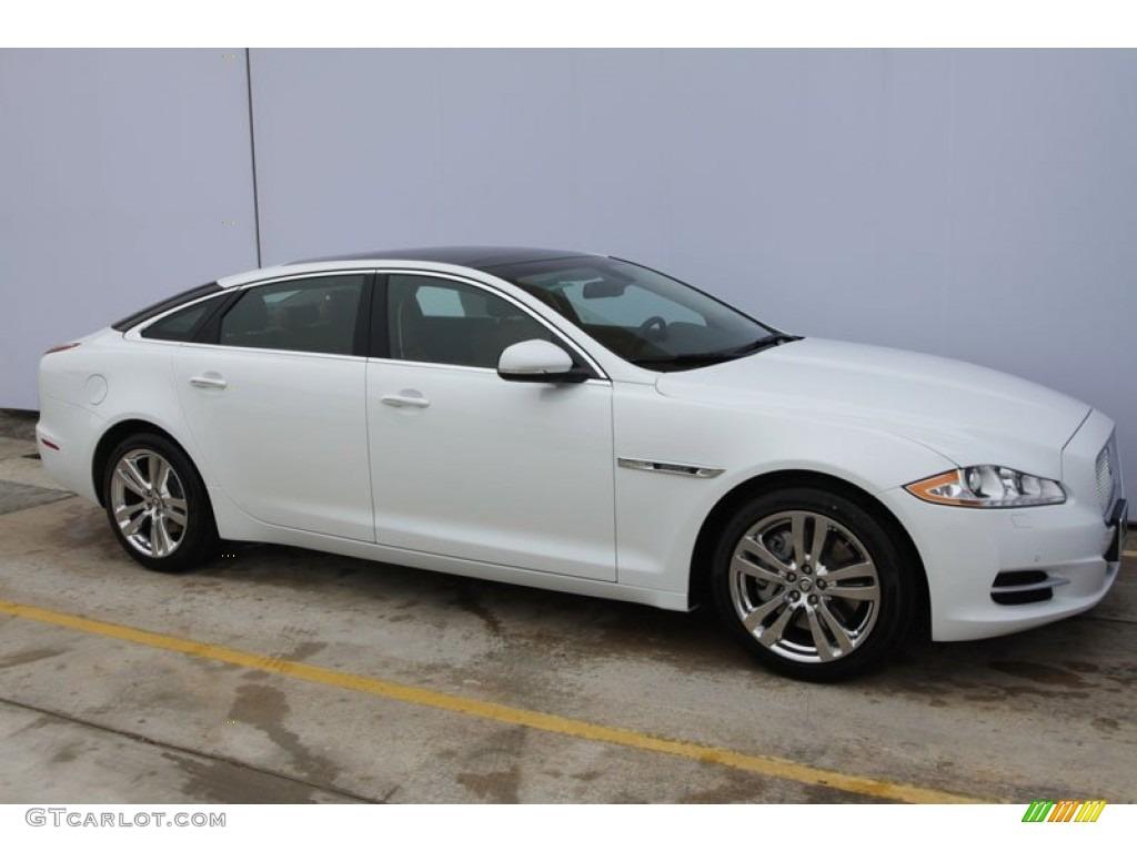 Jaguar Portfolio Interior 2012 Xj