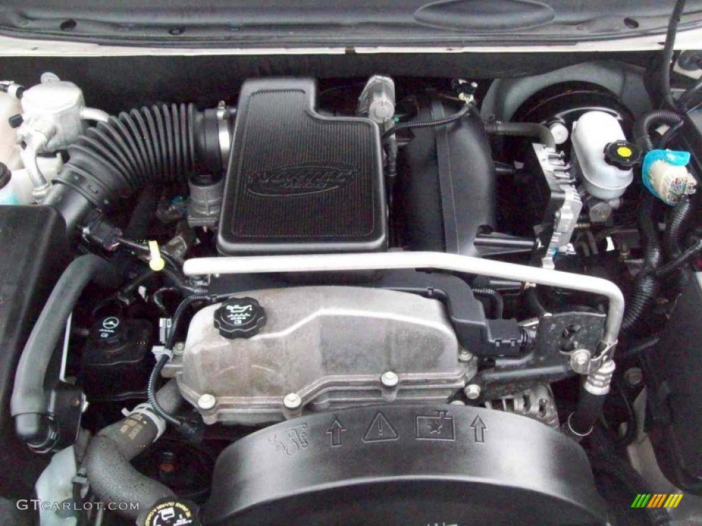 Trailblazer 4 2 Engine On 2006 Chevy Trailblazer 4 2 Engine Diagram