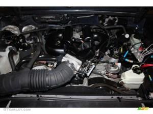 1998 Ford Explorer Eddie Bauer 40 Liter OHV 12Valve V6