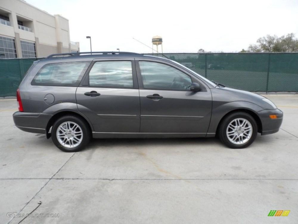 medium resolution of liquid grey metallic 2003 ford focus se wagon exterior photo 62065119